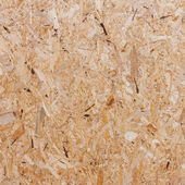 Recycled compressed wood chippings board — Stock fotografie