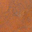 Rusty dirty iron metal plate — Foto Stock
