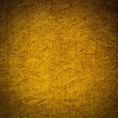 Aged yellow grunge background wall — Stock Photo