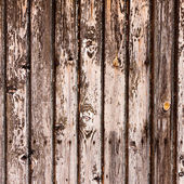 Old wooden timber wall — Stock Photo