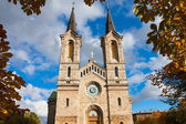 View of Kaarli church, Tallinn — Stock Photo