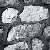 Dark edged gray background wall — Stock Photo