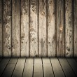Image of a nice wooden floor background - Stock Photo