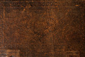 Old Leather Background Texture — ストック写真