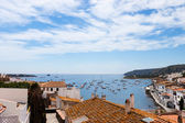 Cadaques bay, Costa Brava, Spain — Stock Photo