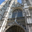 Historic cathedral in Antwerp, Belgium  — Stock Photo