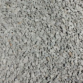 Background of a gravel stone — Stock Photo