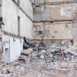 Demolition site  — Stock Photo