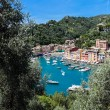 Portofino village, Liguria, Italy — Stock Photo