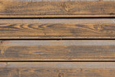 Old yellow wood wall background — Stock Photo