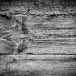 Weathered rough textured wood grunge background — Stock Photo