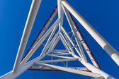Abstract technology structure — Stock Photo
