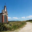 Village chapel in Piedmont , Italy — Stock Photo