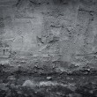 Stock Photo: Dark industrial concrete wall and floor as background
