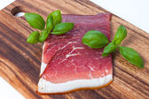 Pressed Meat — Stock Photo