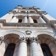 Romanesque Cathedral of Ferrara in Emilia Romagna, Italy — 图库照片