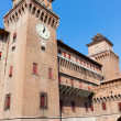 Estense Castle. Ferrara. Emilia-Romagna. Italy — Stock Photo #32287303