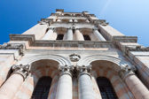 Romanesque Cathedral of Ferrara in Emilia Romagna, Italy — Stock Photo