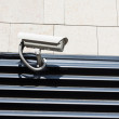 Stock Photo: Security camera