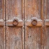 Decorative door knobs — Stock Photo