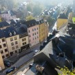 Luxembourg city  center — Stock Photo