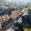 Stock Photo: Luxembourg city center