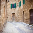 Narrow street in Ravenna — Stock Photo #35936157