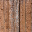 Old wooden fences, fence planks as background — Stock Photo