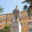 Stock Photo: Memorial statue to Garibaldi in Ravenna