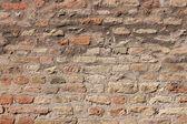 Very old brick wall texture — Stock Photo