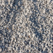 Small gravel stones on construction site — Stock Photo