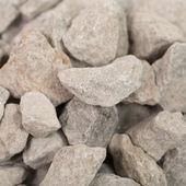 Construction gravel — Stock Photo