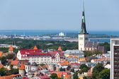 Old Town in Tallinn — Stock Photo
