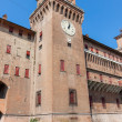 Estense Castle. Ferrara. Emilia-Romagna. Italy — Stock Photo #51309993