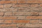 очень старый кирпичной стены текстура — Стоковое фото