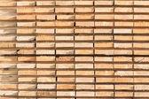 Fondo de madera apilado — Foto de Stock