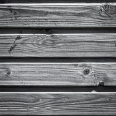 Old wooden lining boards wall — Stock Photo