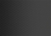 Metal texture honeycomb background — Foto de Stock