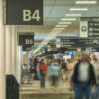 Gate B4 and After — Stock Photo #12622371