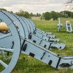 ������, ������: Revolutionary War Cannons