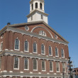 Faneuil Hall meeting place of revolutionaries — Stock Photo #12622409