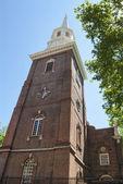 Cristo igreja filadélfia — Fotografia Stock