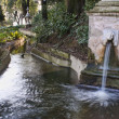 Stream at Bardini Gardens - Stock Photo