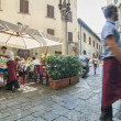 Stock Photo: Cafe on Piazza