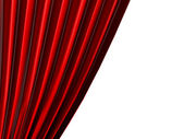 Theater Curtains — Stock Photo