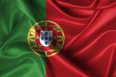 Ondulado pavilhão de portugal — Fotografia Stock