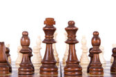 Set of Chess Pieces — Stock Photo