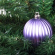 Christmas Tree with Ornament — Stock Photo #37167213