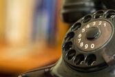 Retro Telefon — Stockfoto