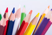 Colorful Pencils — Stock Photo